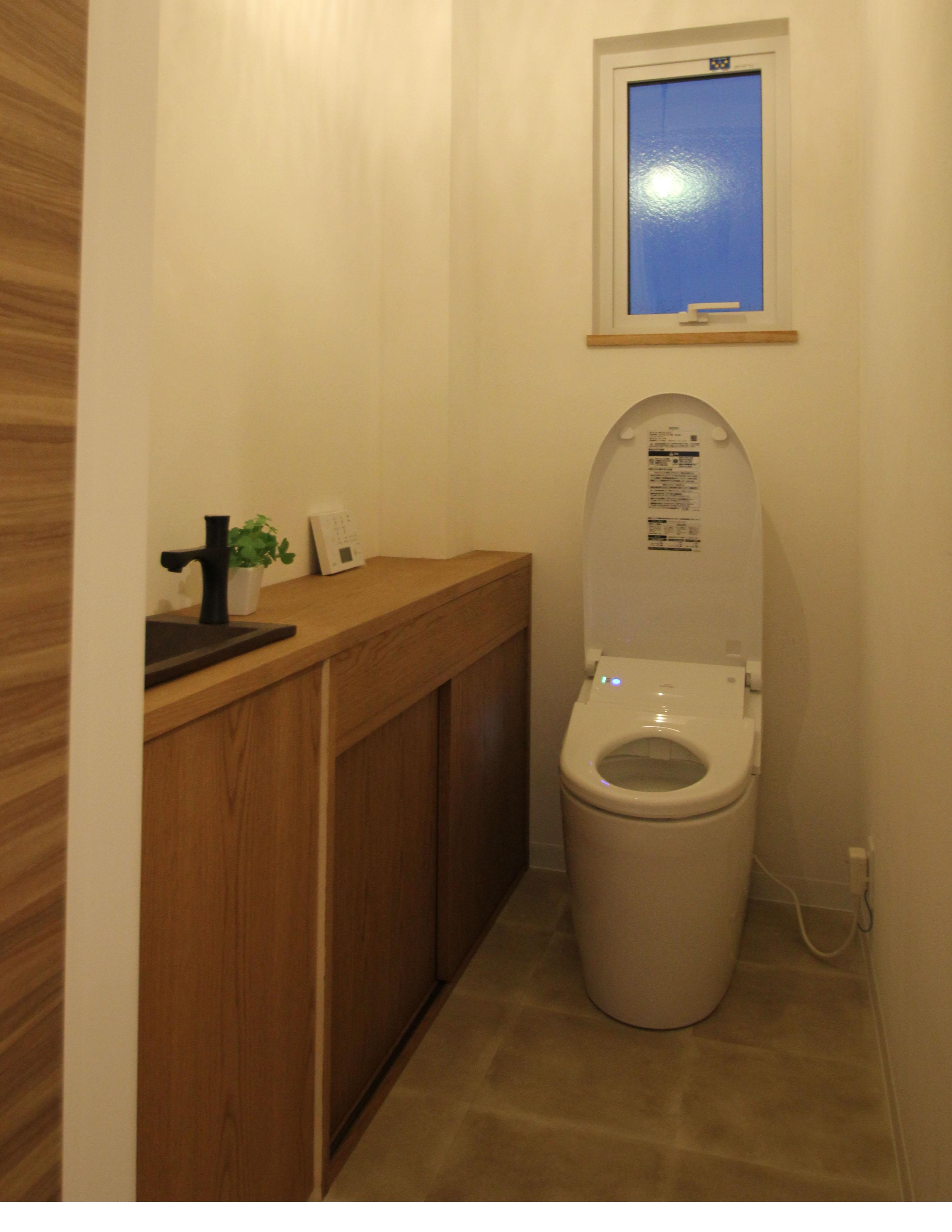 杉本邸トイレ